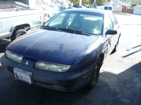 1999 Saturn S-Series for sale at Bill's Used Car Depot Inc in La Mesa CA
