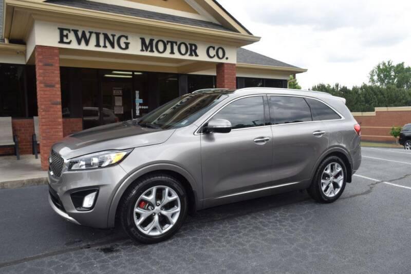 2016 Kia Sorento for sale at Ewing Motor Company in Buford GA