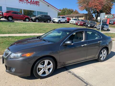 2009 Acura TSX for sale at Efkamp Auto Sales LLC in Des Moines IA
