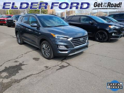 2019 Hyundai Tucson for sale at Mr Intellectual Cars in Troy MI