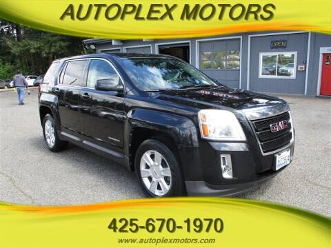 2011 GMC Terrain for sale at Autoplex Motors in Lynnwood WA