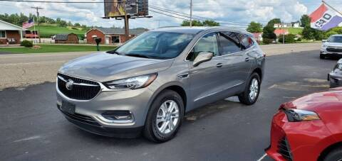 2019 Buick Enclave for sale at Gallia Auto Sales in Bidwell OH