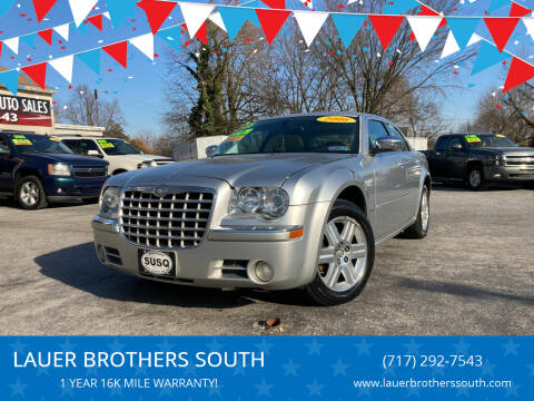 2006 Chrysler 300 for sale at LAUER BROTHERS SOUTH in York PA