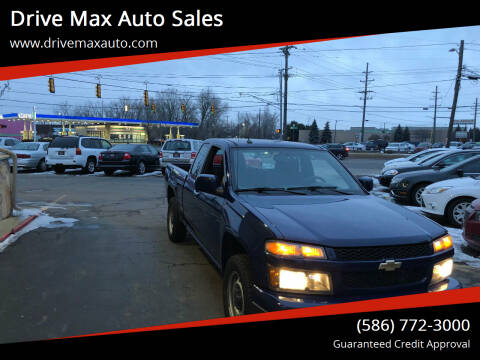 2012 Chevrolet Colorado for sale at Drive Max Auto Sales in Warren MI