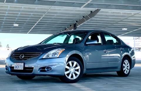 2011 Nissan Altima for sale at Car Hero LLC in Santa Clara CA