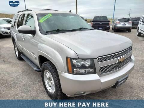 2009 Chevrolet Tahoe for sale at Stanley Automotive Finance Enterprise - STANLEY DIRECT AUTO in Mesquite TX