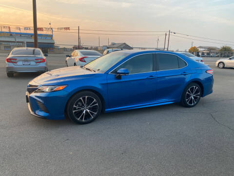 2018 Toyota Camry for sale at First Choice Auto Sales in Bakersfield CA