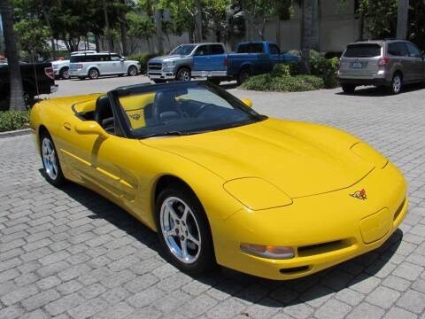 2002 Chevrolet Corvette for sale at Auto Quest USA INC in Fort Myers Beach FL