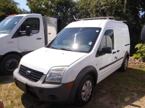 2011 Ford Transit Connect for sale at ABC AUTO LLC in Willimantic CT