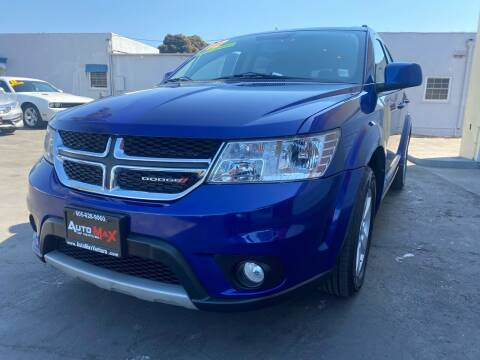 2012 Dodge Journey for sale at Auto Max of Ventura in Ventura CA