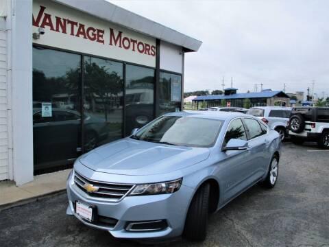 2014 Chevrolet Impala for sale at Vantage Motors LLC in Raytown MO
