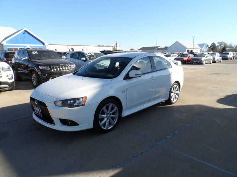 2015 Mitsubishi Lancer for sale at America Auto Inc in South Sioux City NE
