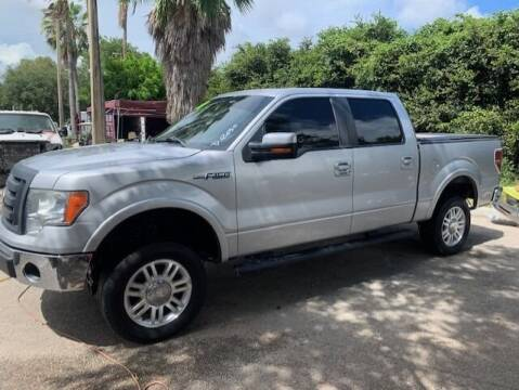 2010 Ford F-150 for sale at DAN'S DEALS ON WHEELS AUTO SALES, INC. in Davie FL