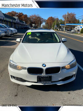 2014 BMW 3 Series for sale at Manchester Motors in Manchester CT