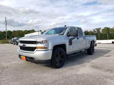 2018 Chevrolet Silverado 1500 for sale at Hardy Auto Resales in Dallas GA