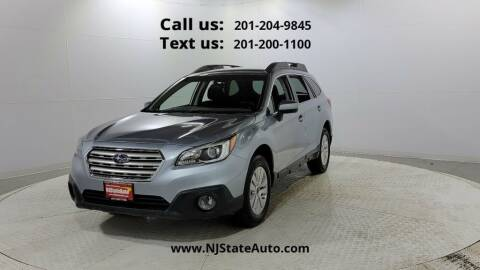 2016 Subaru Outback for sale at NJ State Auto Used Cars in Jersey City NJ