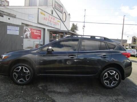 2019 Subaru Crosstrek for sale at G&R Auto Sales in Lynnwood WA