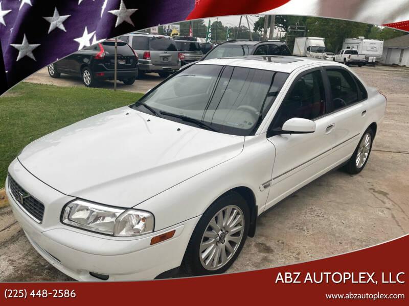 2006 Volvo S80 for sale at ABZ Autoplex, LLC in Baton Rouge LA