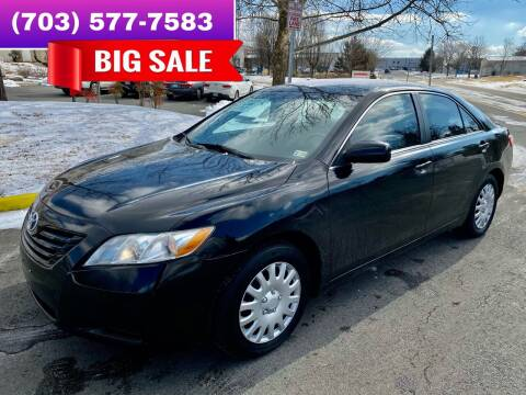 2008 Toyota Camry for sale at Dreams Auto Group LLC in Sterling VA