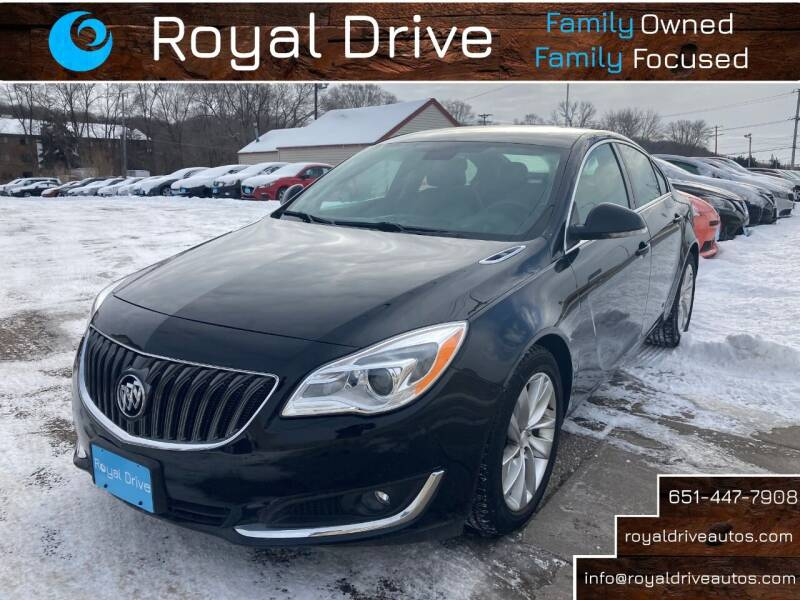 2016 Buick Regal for sale at Royal Drive in Newport MN