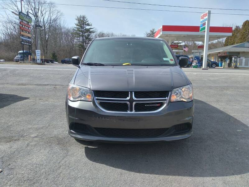 2017 Dodge Grand Caravan for sale at 390 Auto Group in Cresco PA