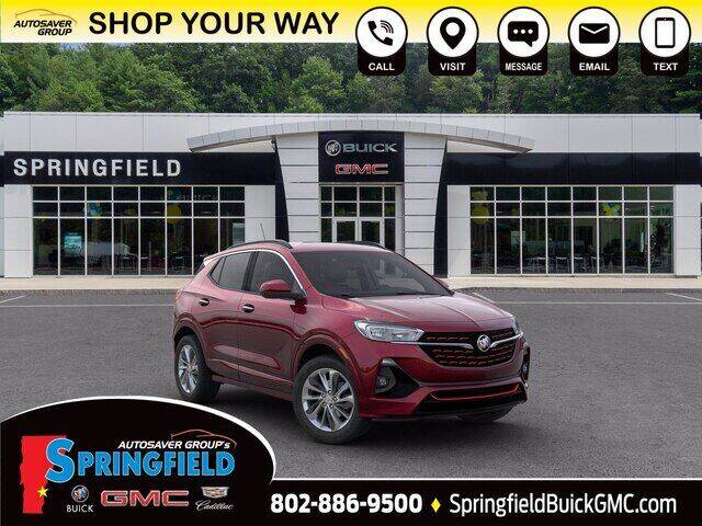 2020 Buick Encore GX for sale in North Springfield, VT
