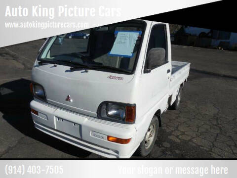 1994 Mitsubishi Truck for sale at Auto King Picture Cars - Rental in Westchester County NY