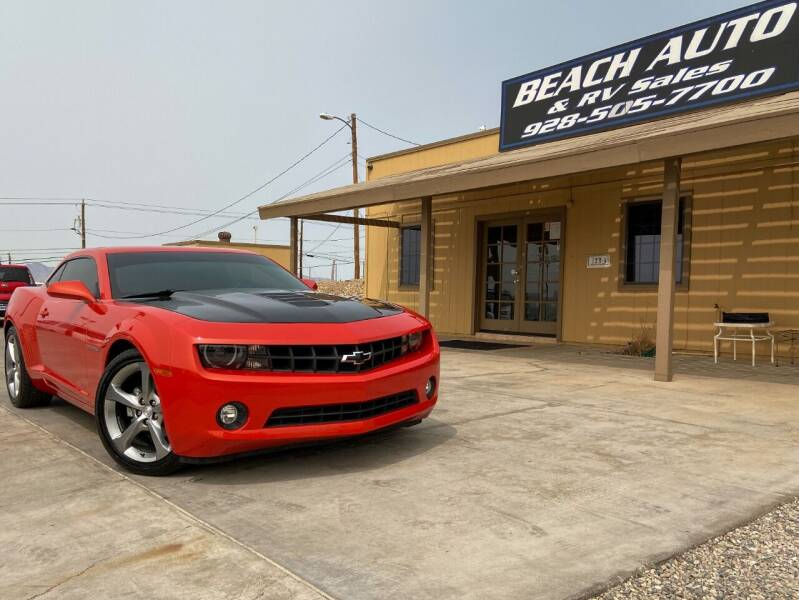 2013 Chevrolet Camaro for sale at Beach Auto and RV Sales in Lake Havasu City AZ