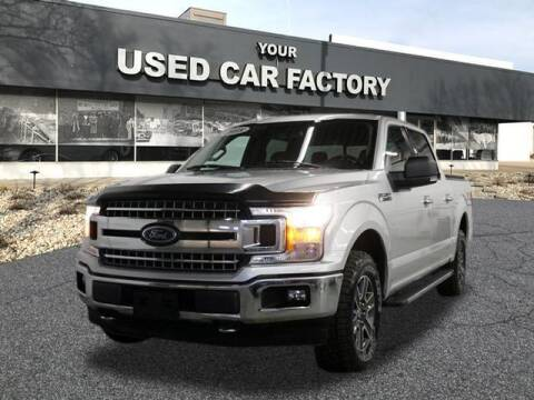 2018 Ford F-150 for sale at JOELSCARZ.COM in Flushing MI