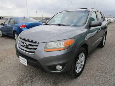 2010 Hyundai Santa Fe for sale at Cars 4 Cash in Corpus Christi TX