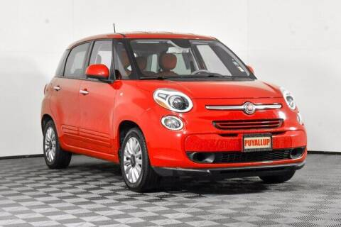 2014 FIAT 500L for sale at Chevrolet Buick GMC of Puyallup in Puyallup WA