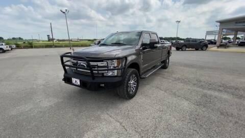 2018 Ford F-350 Super Duty for sale at ATASCOSA CHRYSLER DODGE JEEP RAM in Pleasanton TX