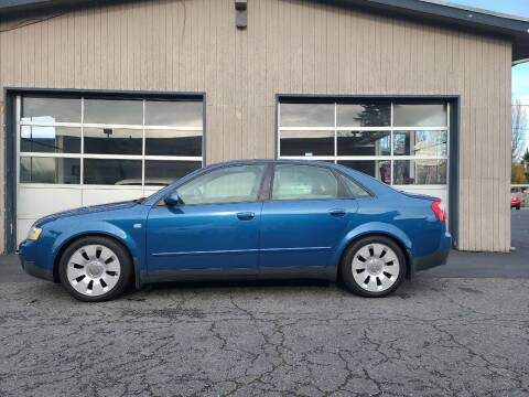 2003 Audi A4 for sale at Westside Motors in Mount Vernon WA