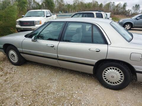 1998 Buick LeSabre for sale at Finish Line Auto LLC in Luling LA