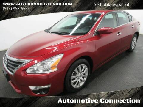 2013 Nissan Altima for sale at Automotive Connection in Fairfield OH