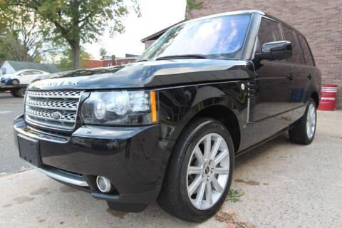 2012 Land Rover Range Rover for sale at AA Discount Auto Sales in Bergenfield NJ