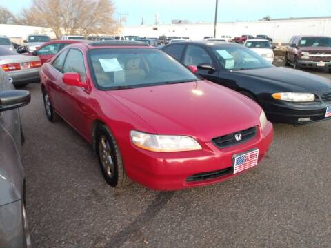 2000 Honda Accord for sale at L & J Motors in Mandan ND