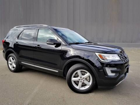 2016 Ford Explorer for sale at Planet Cars in Berkeley CA