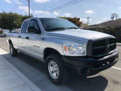 2007 Dodge Ram Pickup 1500 for sale at OPTED MOTORS in Santa Clara CA