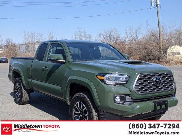 2021 Toyota Tacoma for sale in Middletown, CT