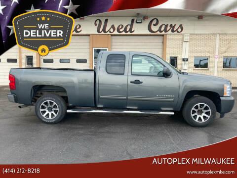 2011 Chevrolet Silverado 1500 for sale at Autoplex MKE in Milwaukee WI