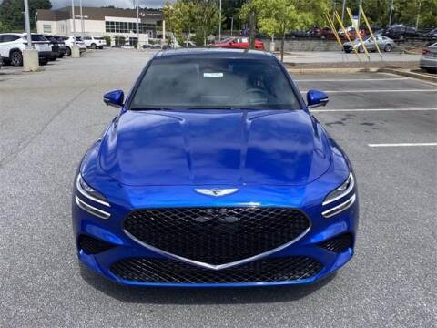 2022 Genesis G70 for sale at CU Carfinders in Norcross GA