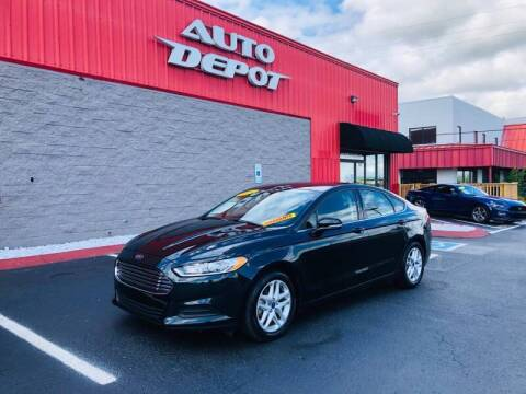 2014 Ford Fusion for sale at Auto Depot of Smyrna in Smyrna TN
