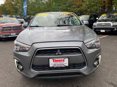 2015 Mitsubishi Outlander Sport for sale at Elmora Auto Sales in Elizabeth NJ