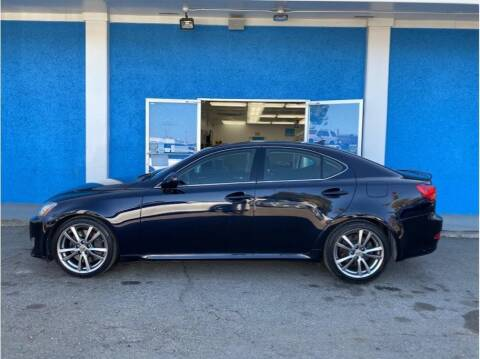 2008 Lexus IS 350 for sale at Khodas Cars in Gilroy CA