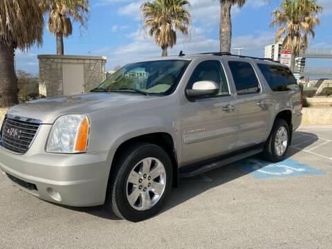 2007 GMC Yukon XL for sale at Motorcars Group Management - Bud Johnson Motor Co in San Antonio TX