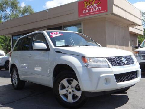 2012 Suzuki Grand Vitara for sale at KC Car Gallery in Kansas City KS