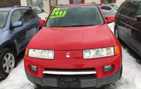 2005 Saturn Vue for sale at Richard C Peck Auto Sales in Wellsville NY