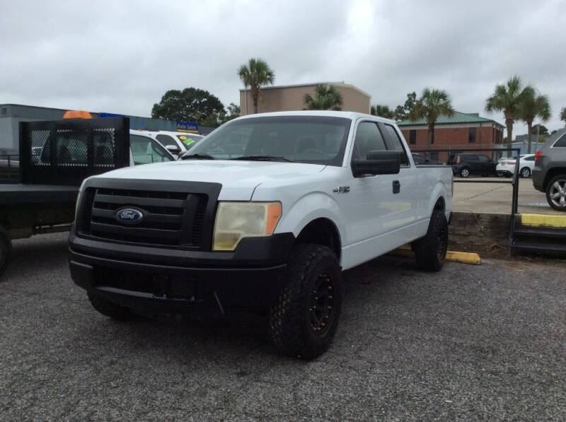 2010 Ford F-150 for sale at Car City Autoplex in Metairie LA