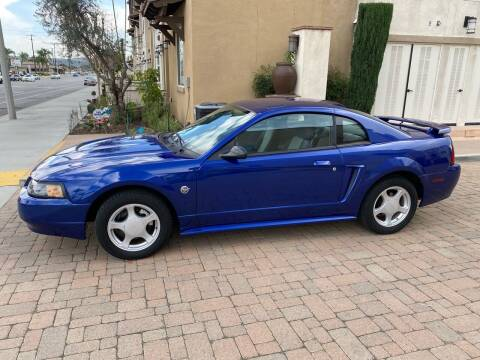 2004 Ford Mustang for sale at California Motor Cars in Covina CA